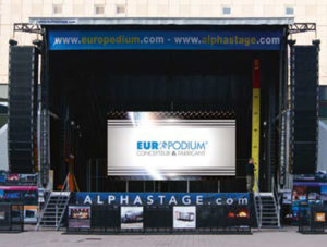 Alphastage 80 BIG - 2014